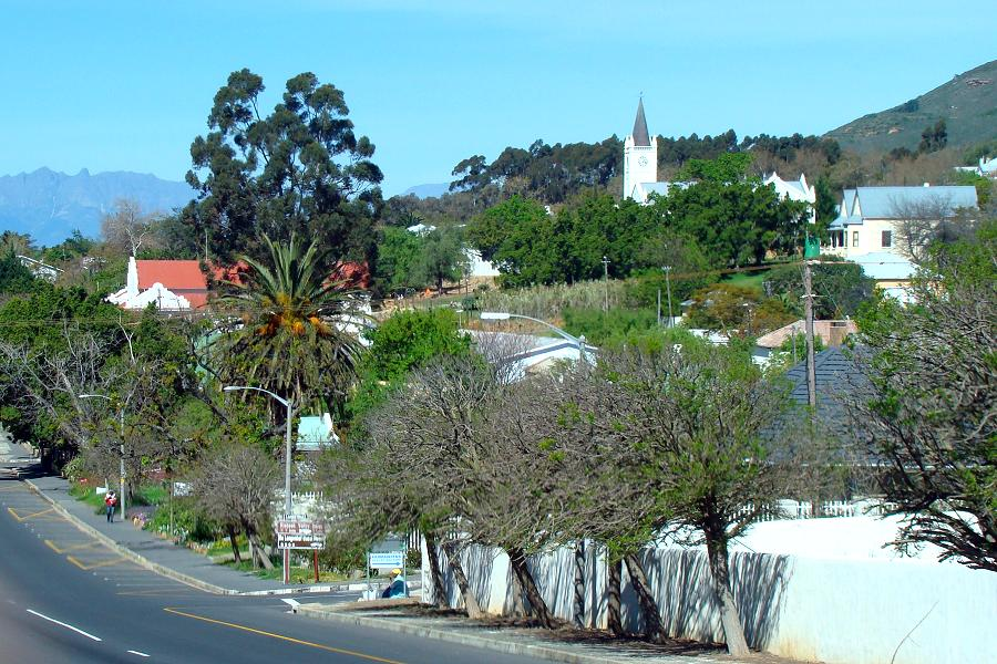 riebeek-west